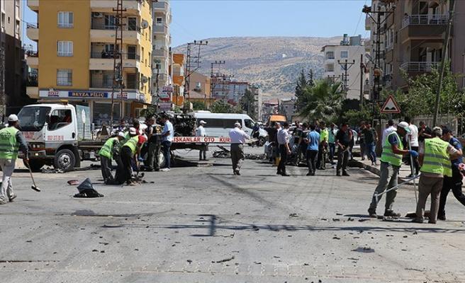 Reyhanlı'daki patlama ile ilgili 16 gözaltı