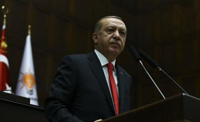 S-400 teslimatı sonrası Erdoğan'dan ilk açıklama: Savaşa hazırlanmıyoruz...