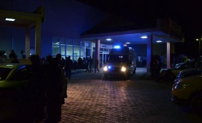 Şırnak'ta terör saldırısı: 3 emniyet bekçisi yaralandı
