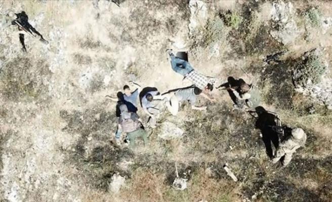 Yakalanan o PKK'lı teröristler hakkında karar