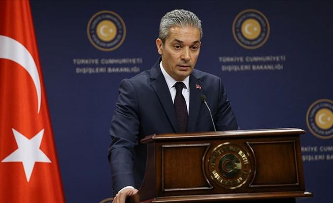Türkiye'den BM Genel Sekreteri Guterres'e cevap