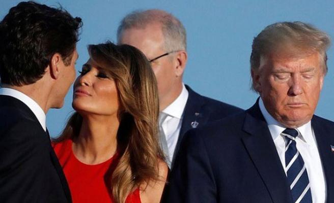 G7 Zirvesi'ne damga vuran kareler