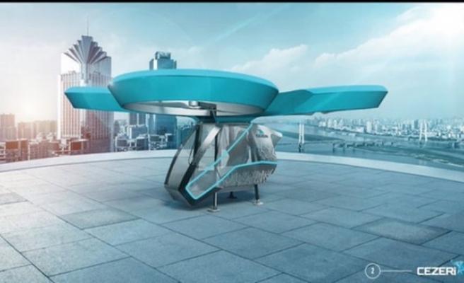 Milli Uçan Araba: Cezeri geliyor...