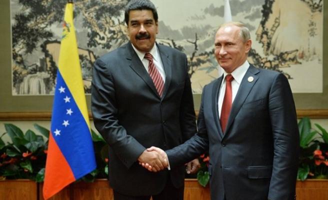 Rusya'dan Venezuela açıklaması! Devam edeceğiz