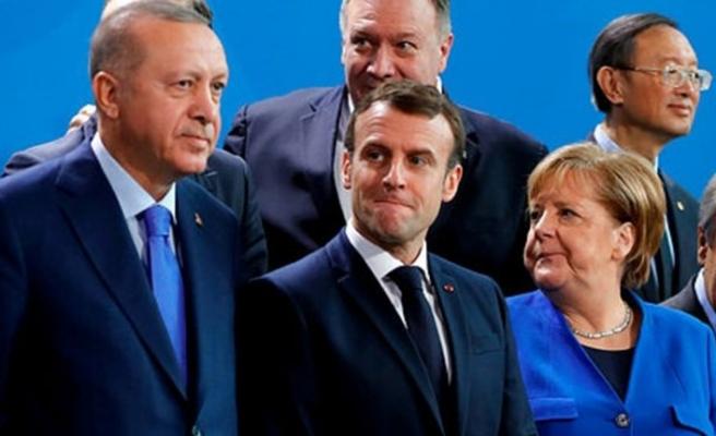Macron'dan yeni Doğu Akdeniz açıklaması! Türkiye'ye mesaj