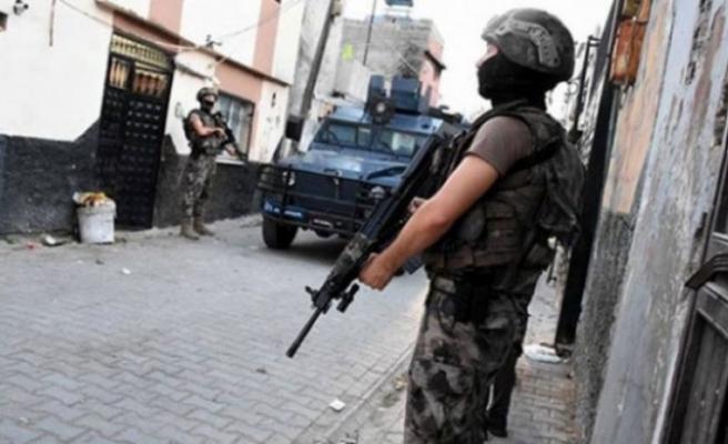 İstanbul'da bombalı eylem hazırlığındaki 10 PKK'lı terörist yakalandı