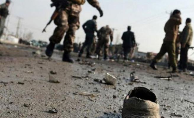 Afganistan'da askeri karakola saldırı: 6 ölü