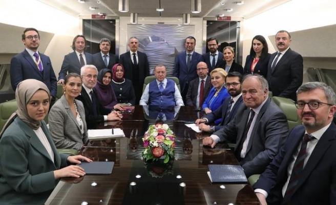 Cumhurbaşkanı Erdoğan: Kapıları açtık, o iş bitti artık!