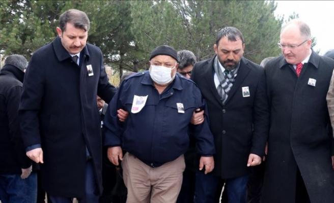 Cumhurbaşkanı Erdoğan, İdlib şehidi Ramazan Nayir'in babasını arayarak başsağlığı diledi