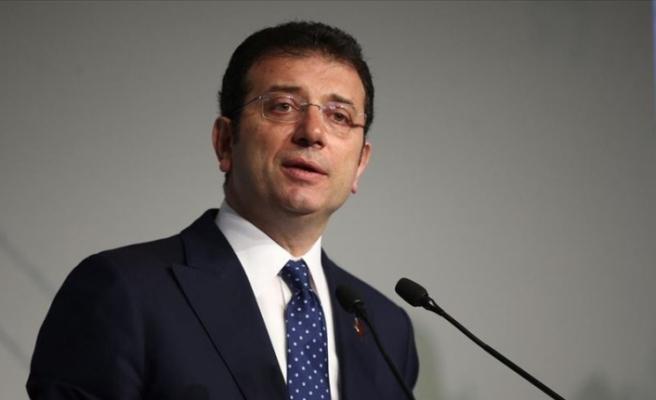 İBB Başkanı İmamoğlu: Suyu kesilmiş olan hane vatandaşlarımızın suyunun açılmasına başlandı