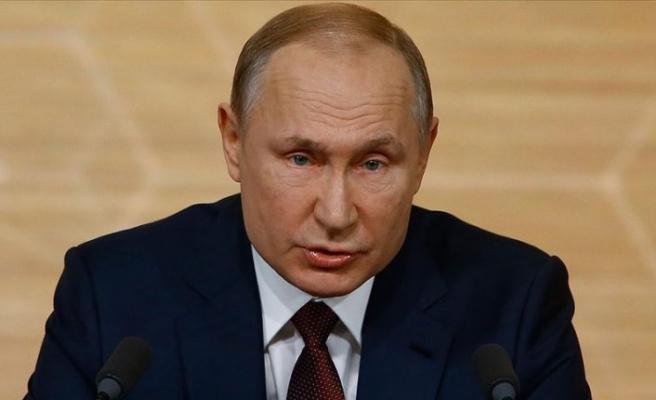 Putin'den halka çağrı