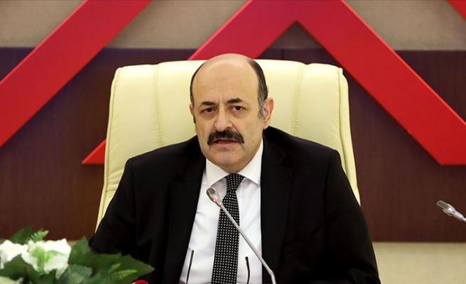 YÖK Başkanı Saraç