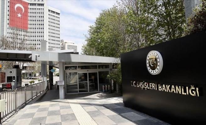 Türkiye'den AB'ye 'Güney Kıbrıs' tepkisi