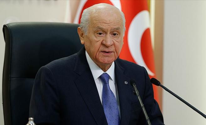 MHP lideri Bahçeli'den çok sert 'Ayasofya' ve 'Atatürk' tepkisi: Soysuzluktur