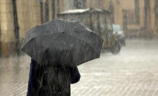Türkiye'de mart ayında yağış yüzde 22 arttı
