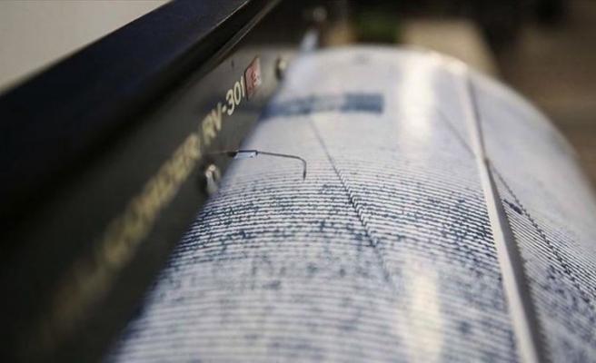Çankırı'da sabaha karşı korkutan deprem