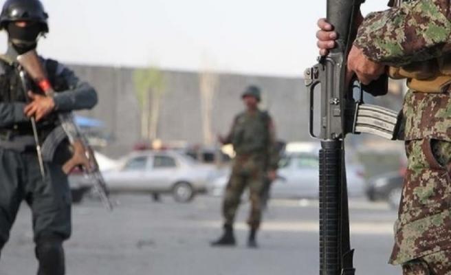 Afganistan'da Taliban saldırısında 14 asker öldü