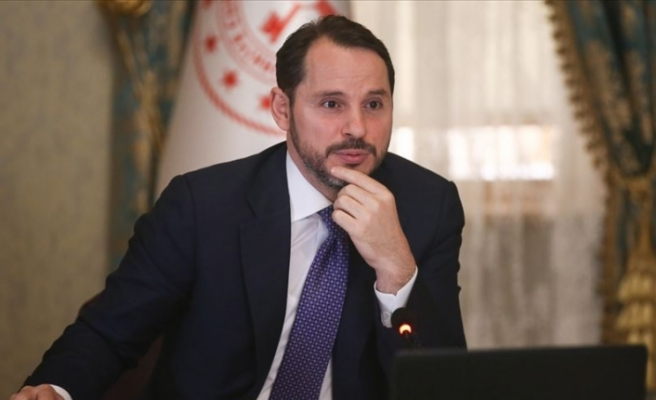 Bakan Albayrak: Ziraat Bankası'nı bir kez daha gönülden kutluyorum
