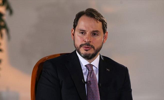 Hazine ve Maliye Bakanı Albayrak: 600 milyar TL'yi aştı