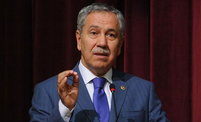 TBMM eski Başkanı Bülent Arınç koronavirüse yakalandı