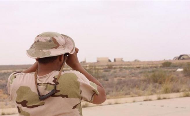 Libya ordusu Hafter'in 3 hava savunma sistemini daha imha etti