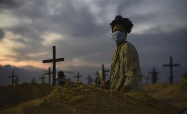 Brezilya, Meksika ve Hindistan'da toplam 1199 kişi hayatını kaybetti