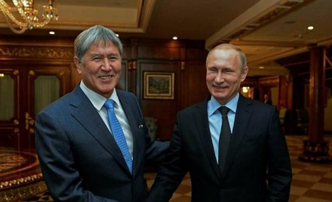 Kırgızistan'ın tutuklu Cumhurbaşkanı Atambayev hastanelik oldu