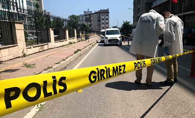 Samsun'da adliye binasına pompalı tüfekli saldırı!