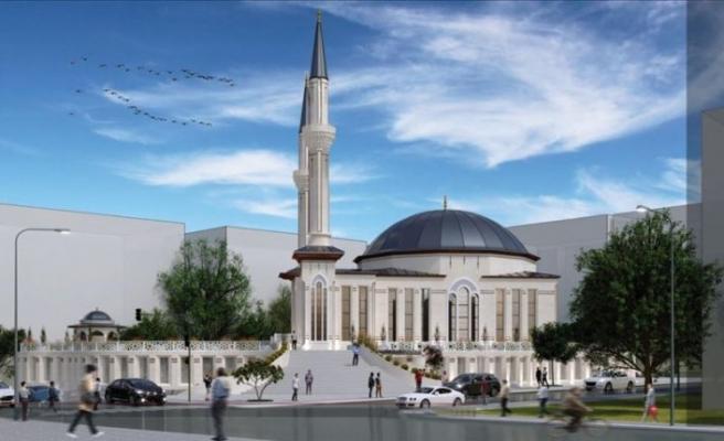 Ankara Büyükşehir ile Diyanet Vakfı, Kızılay'a cami için protokol imzaladı