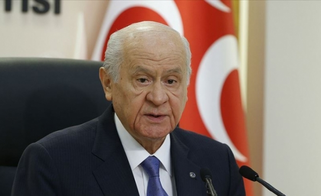 MHP Genel Başkanı Bahçeli: Irak'ın güçlü ve her kesimi içine alan müessir bir siyasi iradeye ihtiyacı var