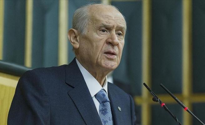 MHP Genel Başkanı Bahçeli: Pençe-Kartal Operasyonu milletimizde memnuniyetle karşılanmıştır