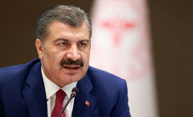 Bakan Koca açıkladı: Son 24 saatte 1293 kişiye Kovid-19 tanısı konuldu