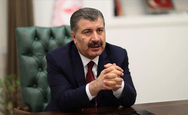Sağlık Bakanı Koca: Kovid-19'da test sayısı 3 milyonu geçti