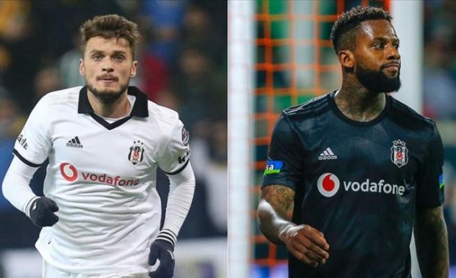 Beşiktaş'tan Ljajic ve Lens'in sağlık durumuyla ilgili açıklama