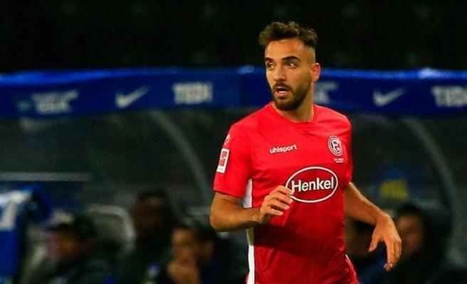Bundesliga'da Kaan Ayhan ve Kenan Karaman'ın formasını giydiği Fortuna Düsseldorf küme düştü