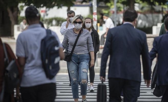 Çankırı'da maskesiz dolaşmak yasaklandı