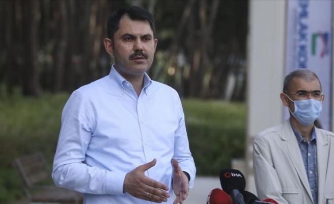 Çevre ve Şehircilik Bakanı Kurum'dan 'Riva Deresi' açıklaması