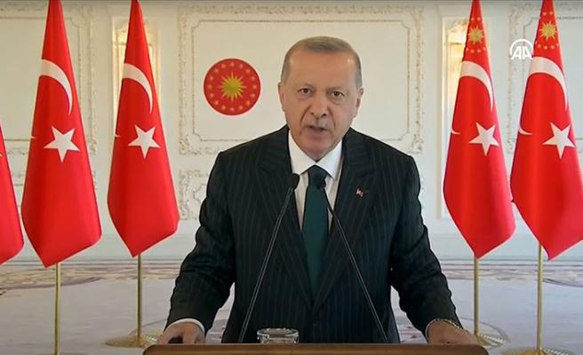 Cumhurbaşkanı Erdoğan'dan istihdam seferberliği çağrısı