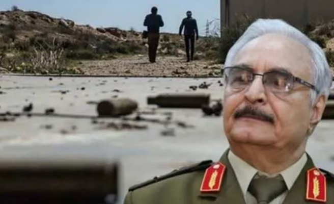 Hafter stratejik Sirte kentini de kaybetti