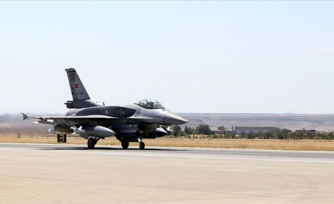Irak'ın kuzeyindeki Zap bölgesinde 4 PKK'lı terörist etkisiz hale getirildi