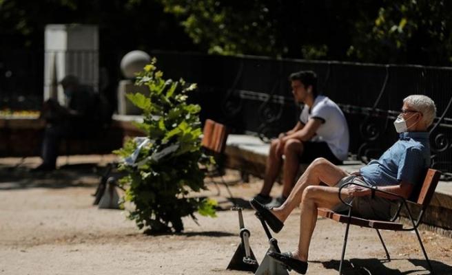 İspanya'da Kovid-19'dan ölenlerin sayısı 28 bin 355'e çıktı
