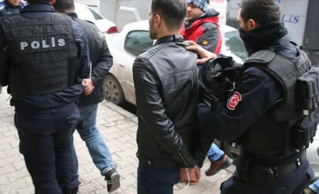 İstanbul'da terör örgütü PKK/KCK'ya yönelik operasyonda 9 kişi yakalandı