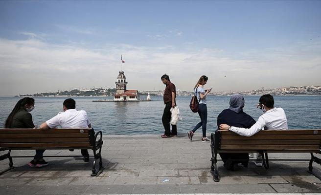 İstanbul'da 8 haftadan sonra kısıtlama olmayan ilk hafta sonu