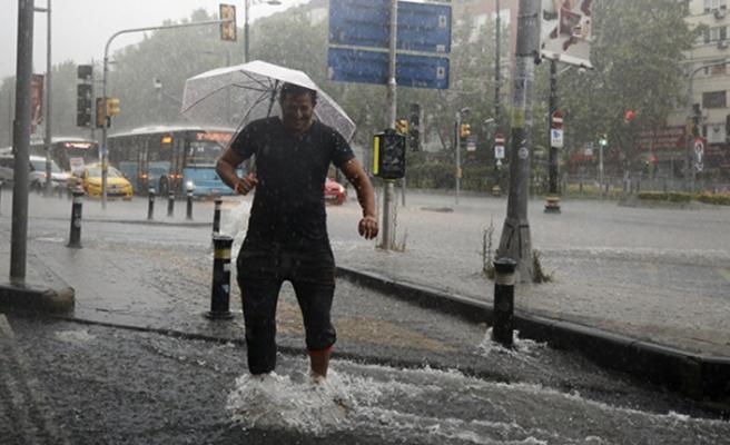 Meteoroloji 5 ili uyardı: Şiddetli yağacak, sele dikkat!