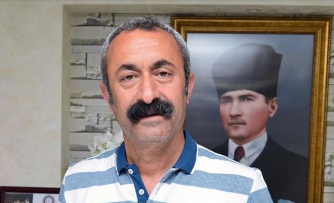 Kovid-19 testi pozitif çıkan Tunceli Belediye Başkanı Maçoğlu'nun tedavisi evinde sürüyor