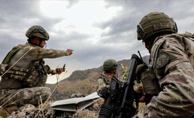 Pençe-Kaplan'da şu ana kadar 41 terörist öldürüldü