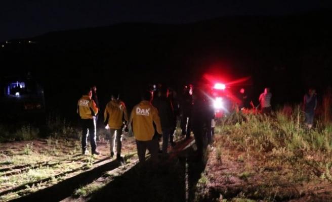 Denizli'de ormanlık alanda kaybolan kadın barajda ölü bulundu