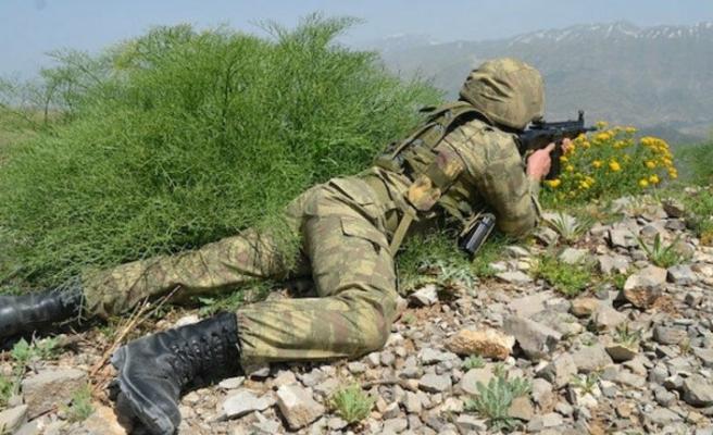 Pençe-Kaplan Operasyonu'nda bir askerimiz şehit düştü