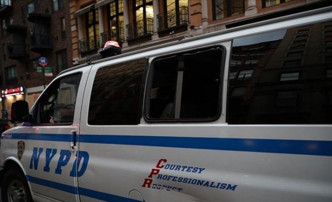 Brooklyn'de polis memurlarına saldırı