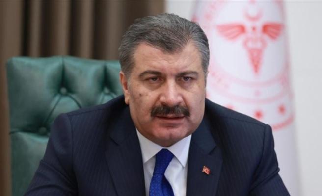 Sağlık Bakanı Koca 81 ilin sağlık müdürüyle görüştü